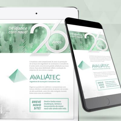 THUMB E-MAIL MARKETING AVALIATEC