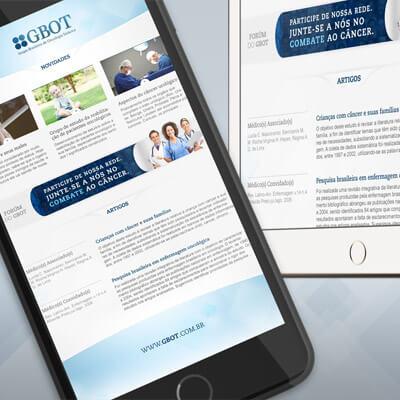 thumb e-mail marketing gbot