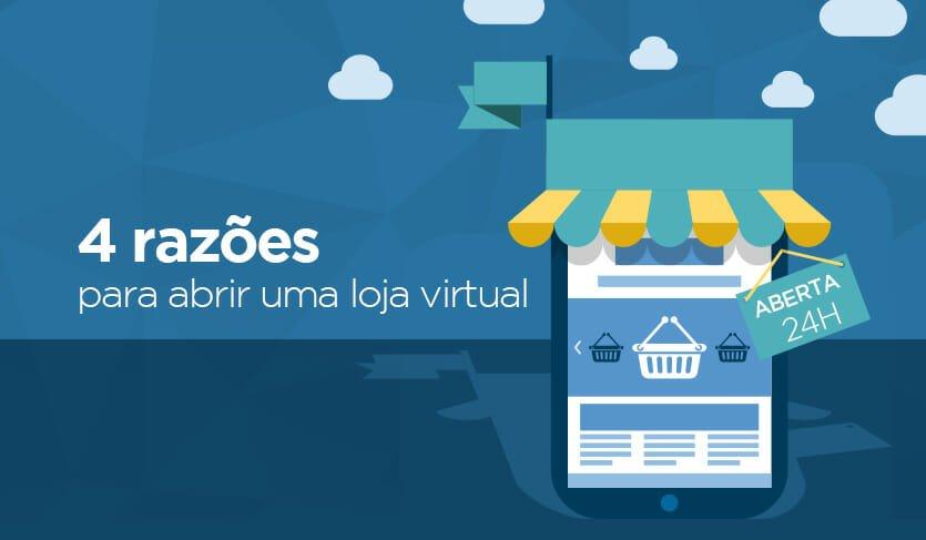 1680bbf858c Por que ter uma loja virtual se tenho uma loja física  Uma loja virtual vai  diminuir as vendas da minha loja física  Vou gastar mais dinheiro