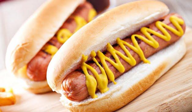 Piores alimentos - Cachorro-Quente