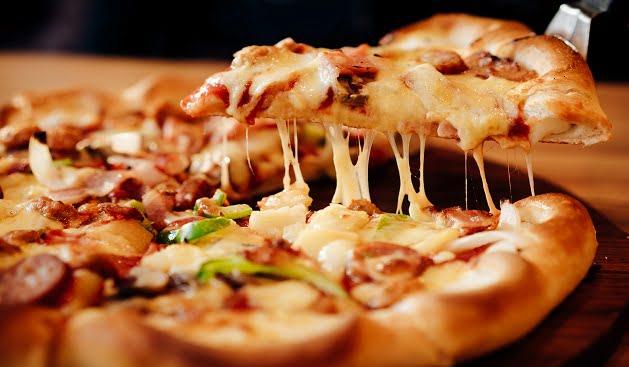 Piores Alimentos - Pizza