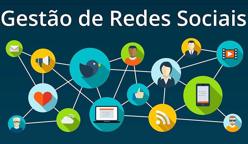 Gerenciamento de redes sociais é fundamental para as empresas na era digital/Imagem: Duna Design